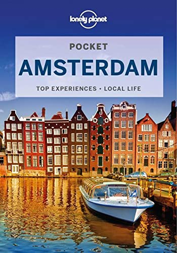 Amsterdam Pocket Lonely Planet 6e