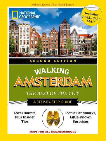 National Geographic Walking Amsterdam 1e