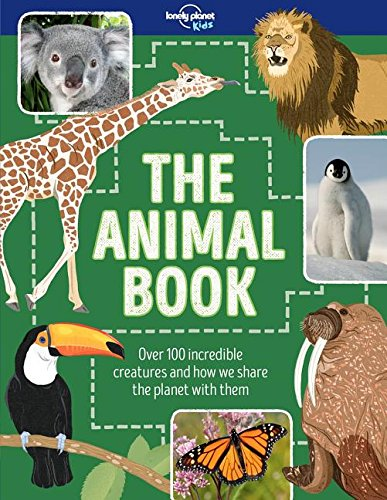 Lonely Planet Kids: The Animal Book 1e