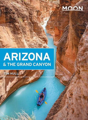 Arizona & Grand Canyon Moon 13e