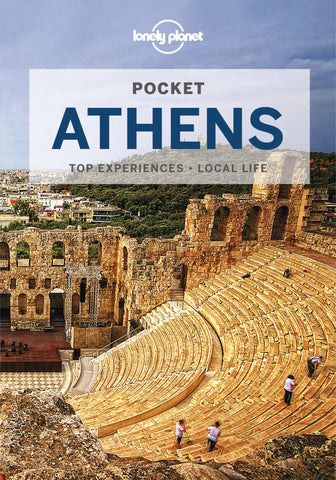 Athens Pocket Lonely Planet 3e