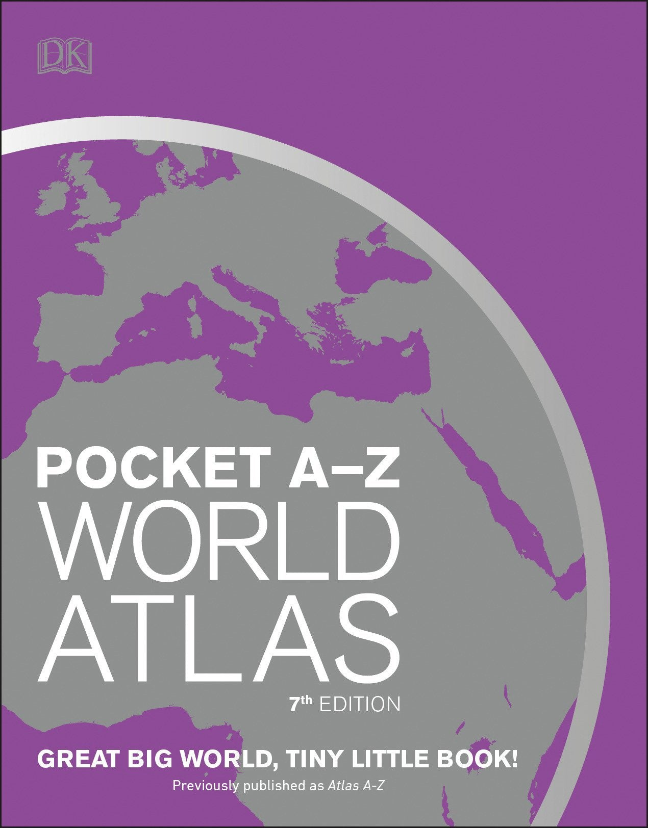 DK World Atlas A-Z: Pocket Guide 7e