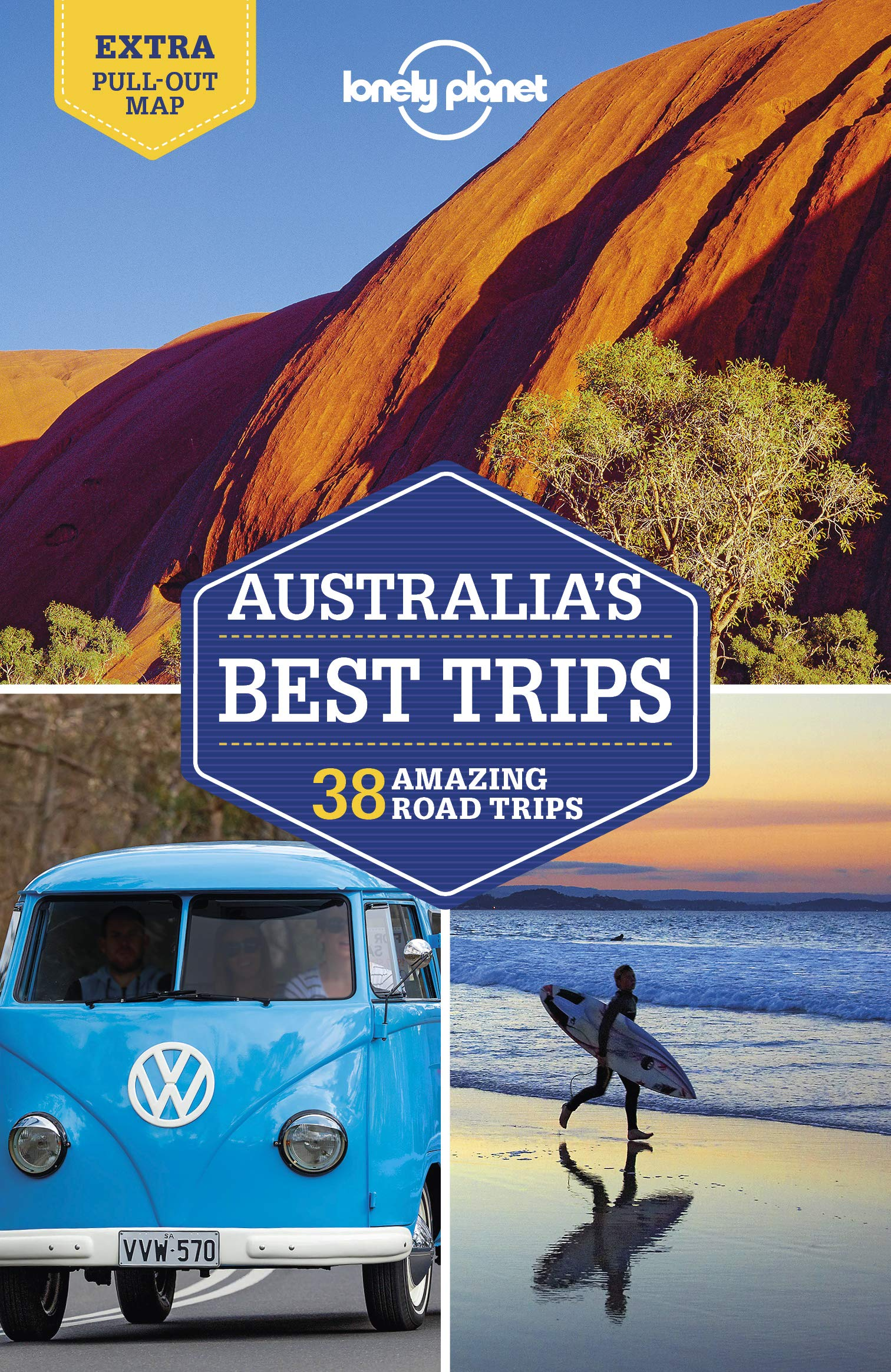 Australia's Best Trips Lonely Planet 2e