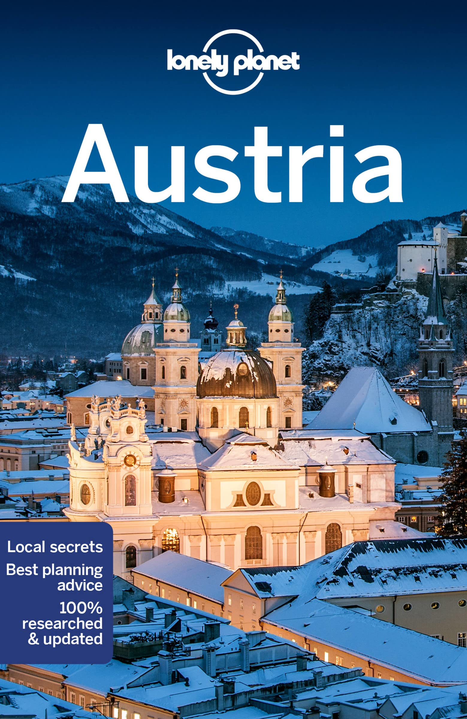 Austria Lonely Planet 8e