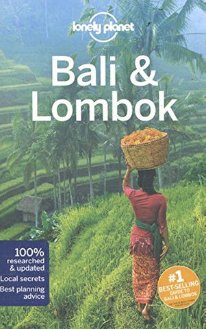 Bali & Lombok Lonely Planet 17e