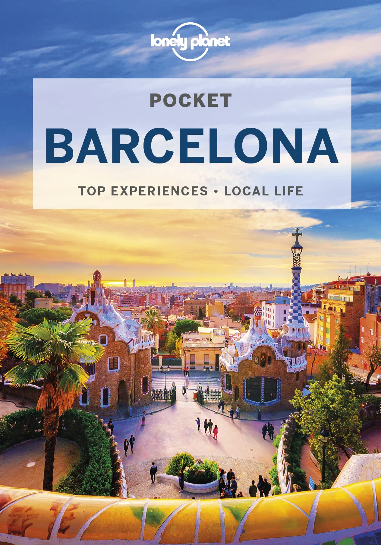 Barcelona Pocket Lonely Planet 5e