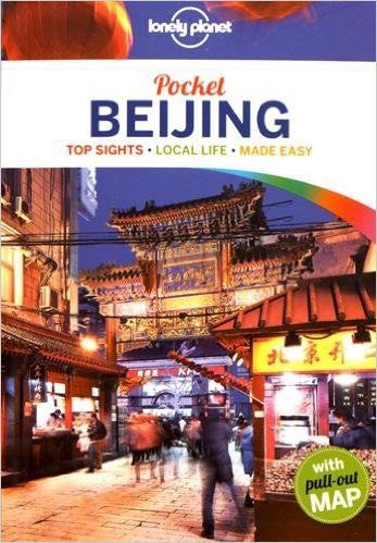Beijing Pocket Lonely Planet 4e