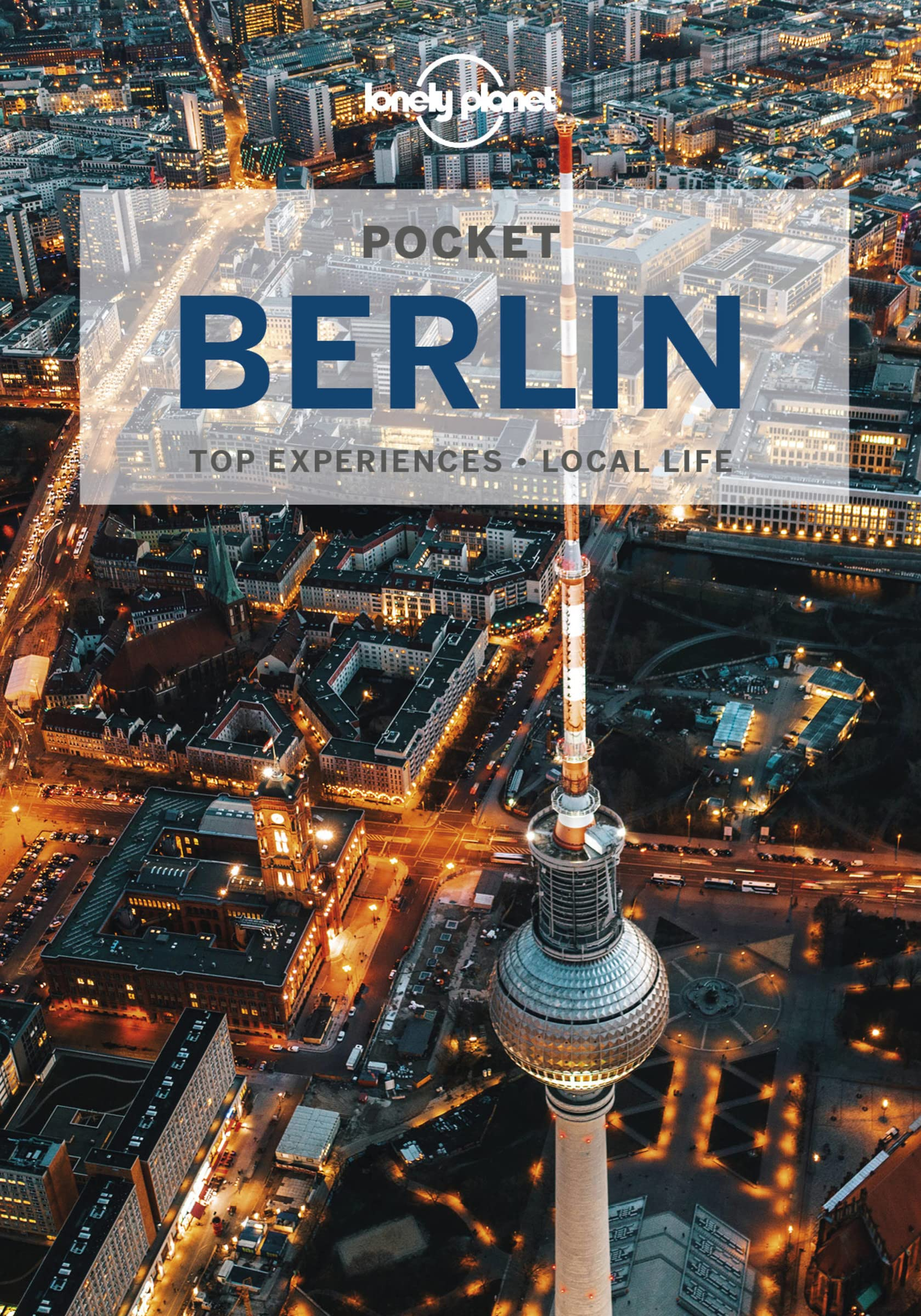 Berlin Pocket Lonely Planet 5e