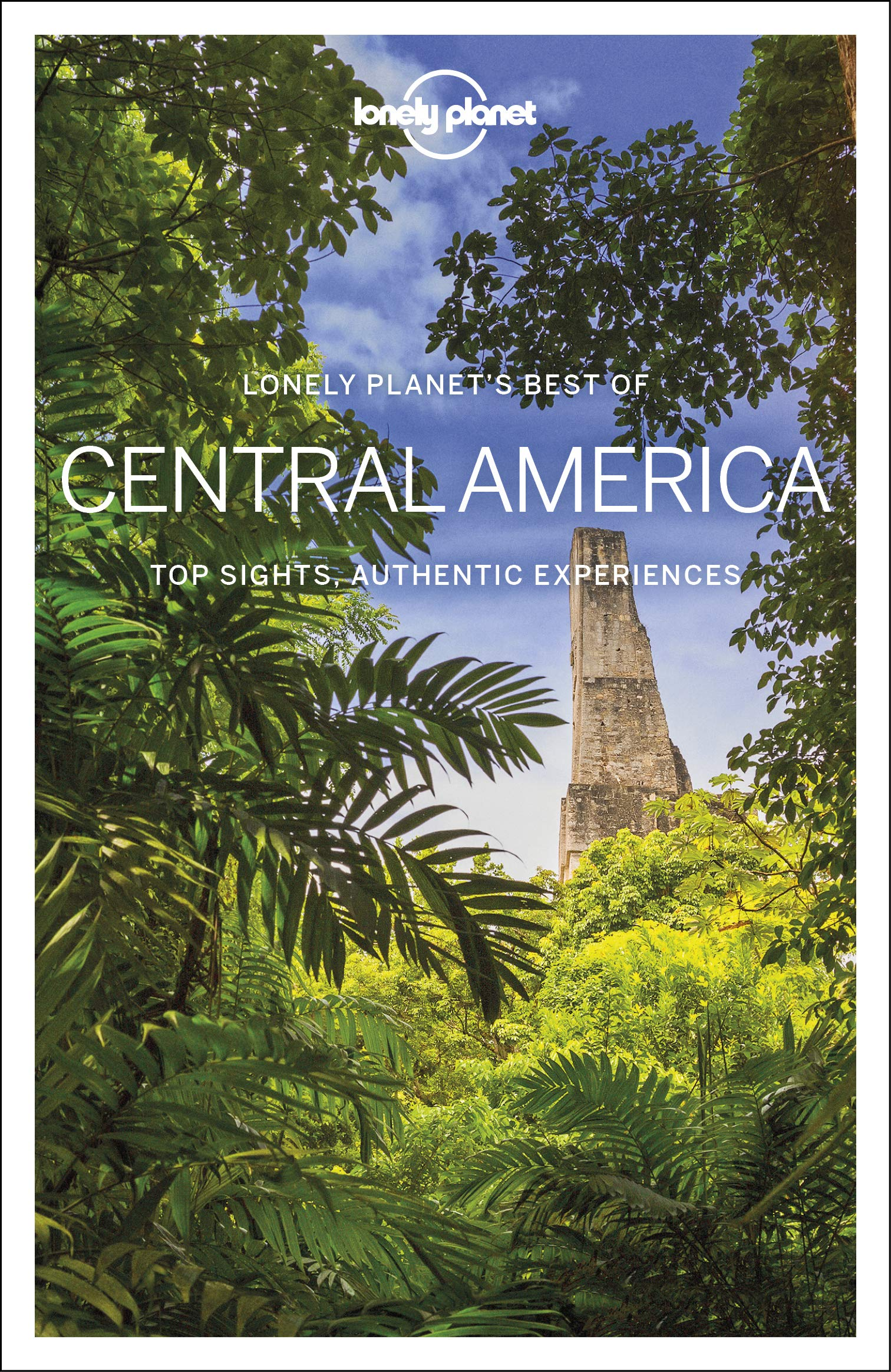 Best of Central America Lonely Planet 1e