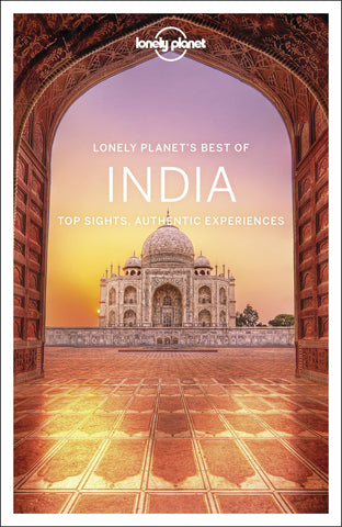 Best of India Lonely Planet 2e
