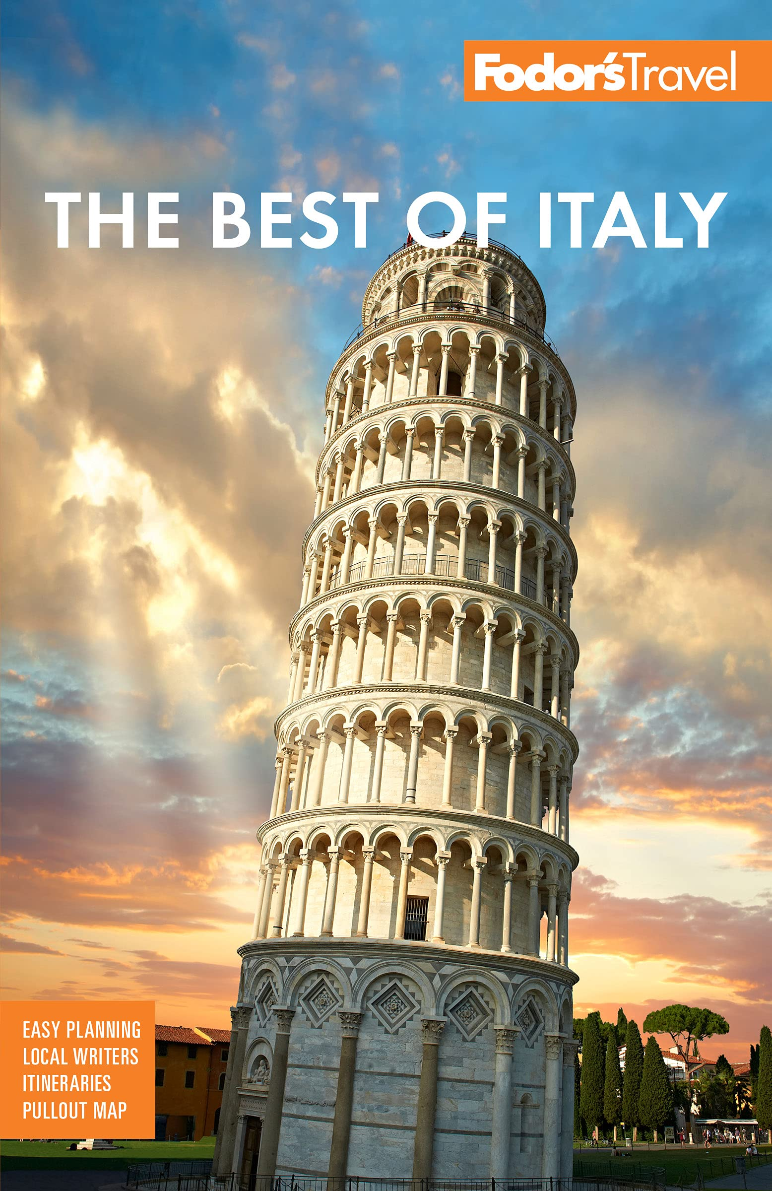 Fodor's The Best of Italy 1e
