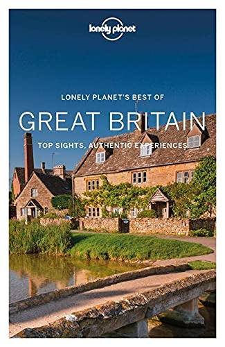 Best of Great Britain Lonely Planet 2e