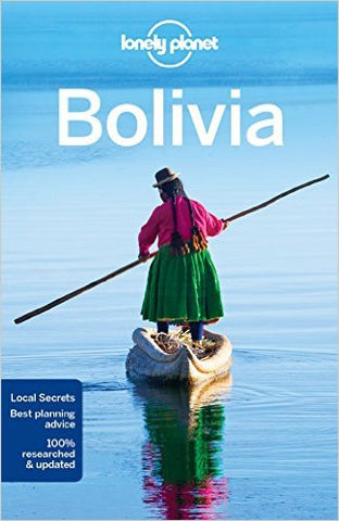 Bolivia Lonely Planet 9e