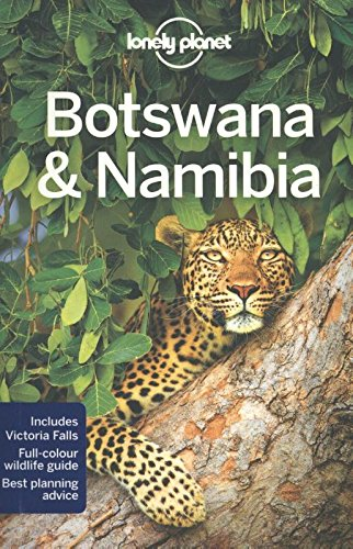 Botswana & Namibia  Lonely Planet 4e