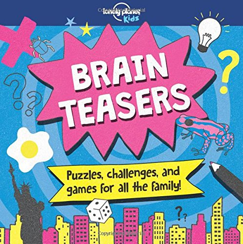 Brain Teasers Lonely Planet Kids 1e