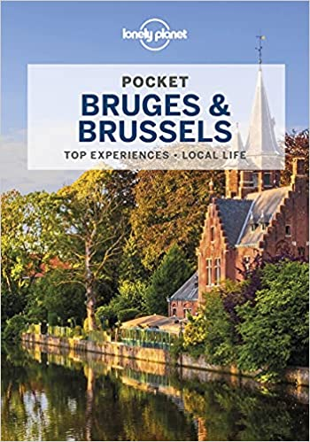 Bruges & Brussels Pocket Lonely Planet 4e