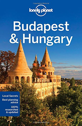 Budapest & Hungary Lonely Planet 8e