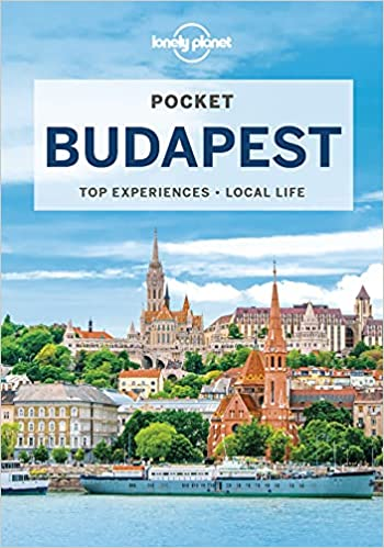 Budapest Pocket Lonely Planet 3e