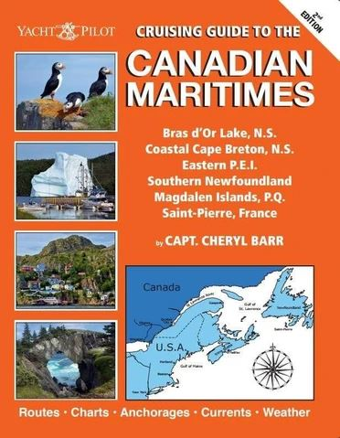 Cruising Guide to the Canadian Maritimes 2e
