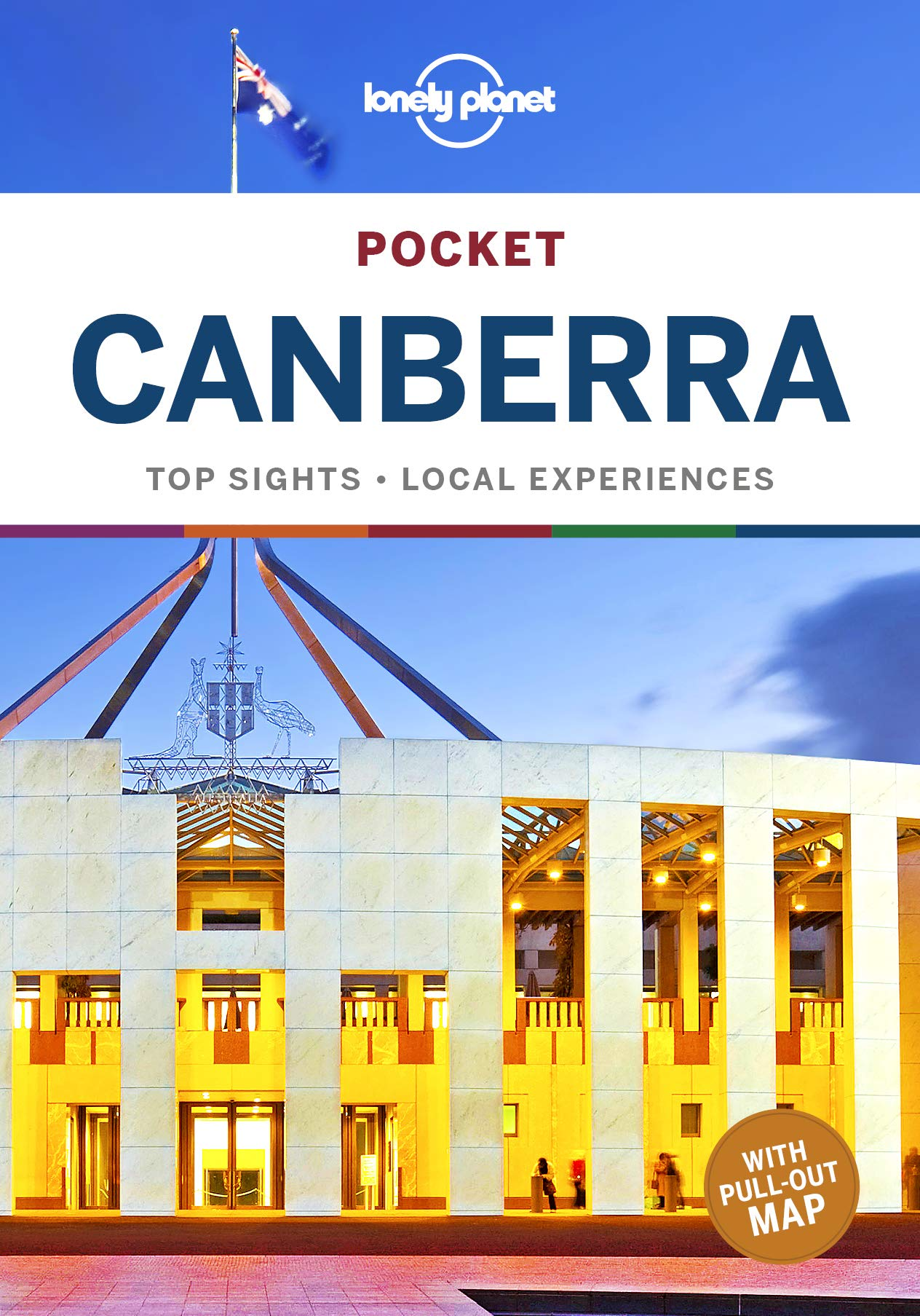 Canberra Pocket Lonely Planet 1e