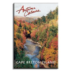 Autumn Colours: Cape Breton Island