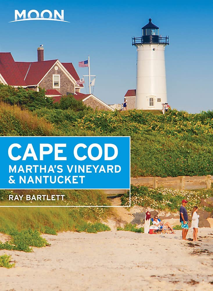 Cape Cod, Martha's Vineyard & Nantucket Moon 5e