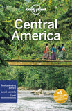 Central America Lonely Planet 10e