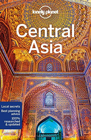 Central Asia Lonely Planet 6e