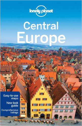 Central Europe Lonely Planet 10e