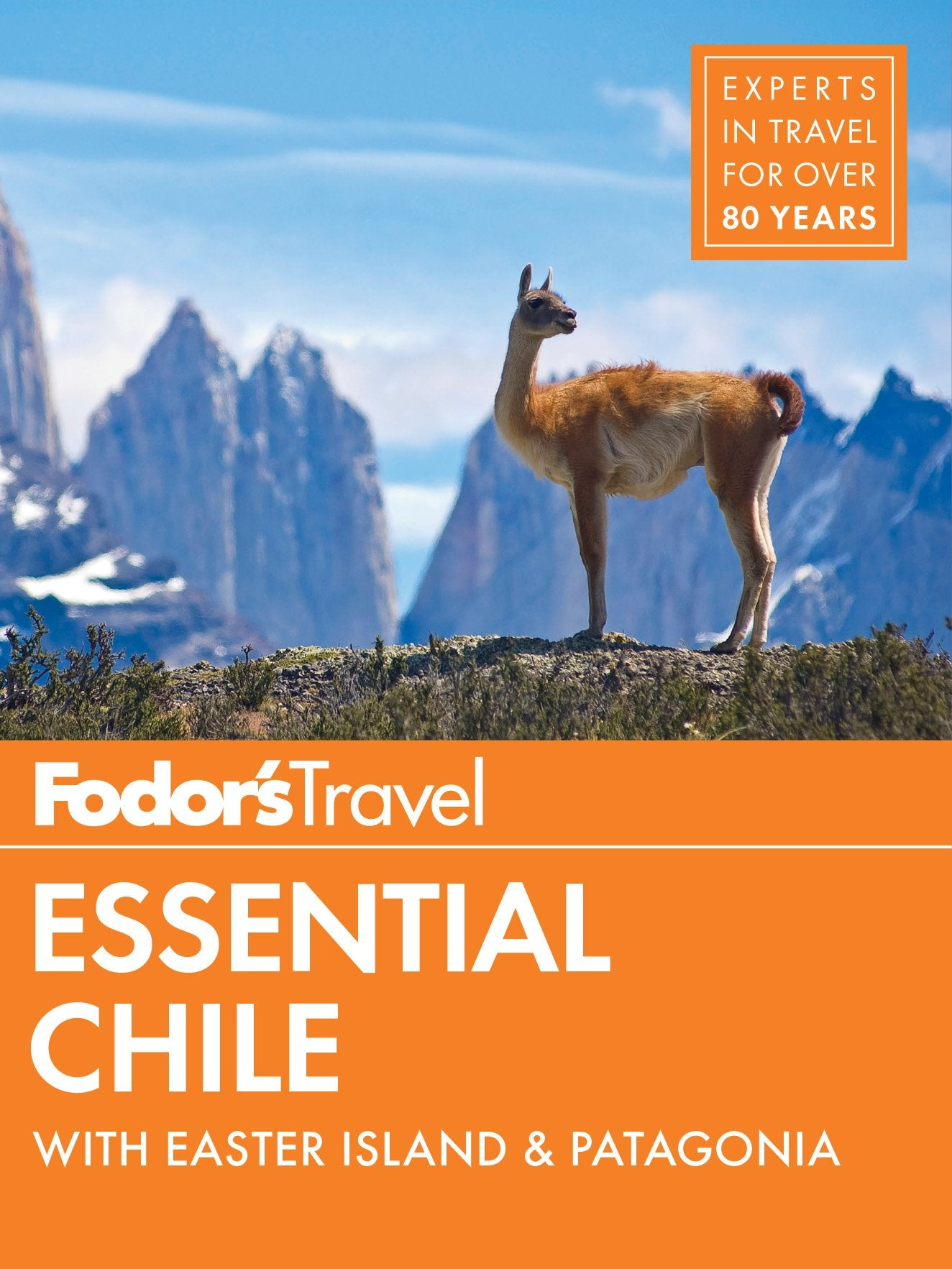 Fodor's Essential Chile 1e