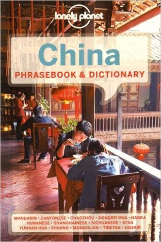 China Lonely Planet Phrasebook 2e