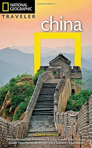 National Geographic Traveler: China 4e