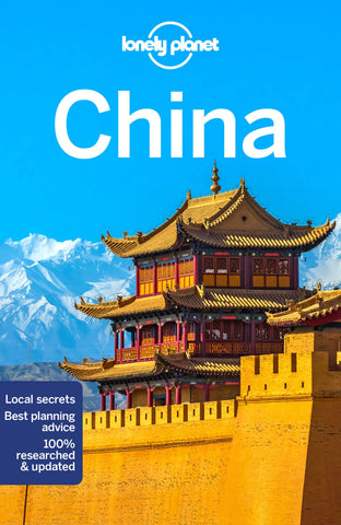 China Lonely Planet 15e
