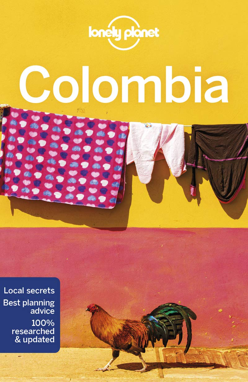 Colombia Lonely Planet 8e