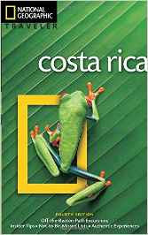 Costa Rica NG Traveler Guide 4e 2013