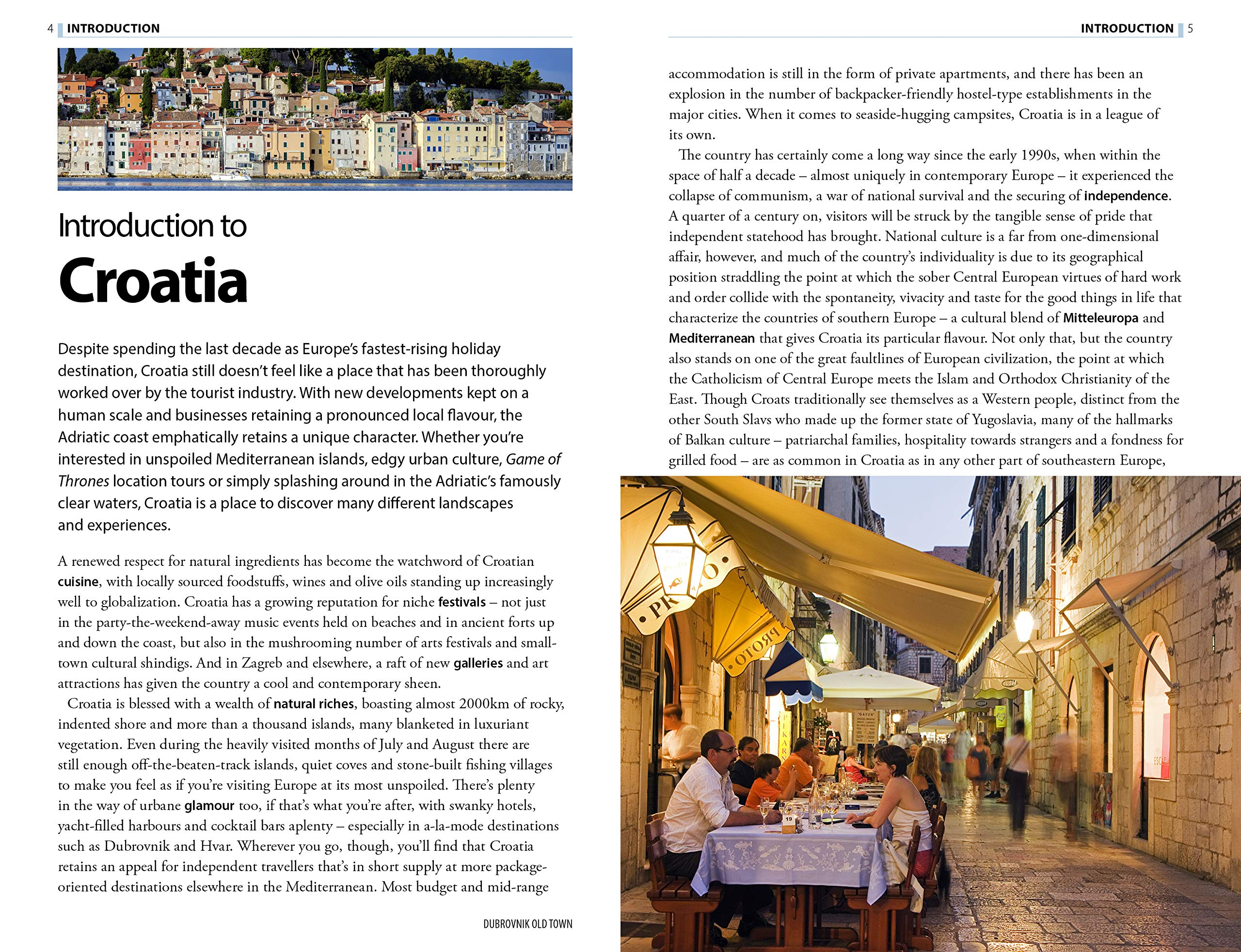Croatia Rough Guide 8e