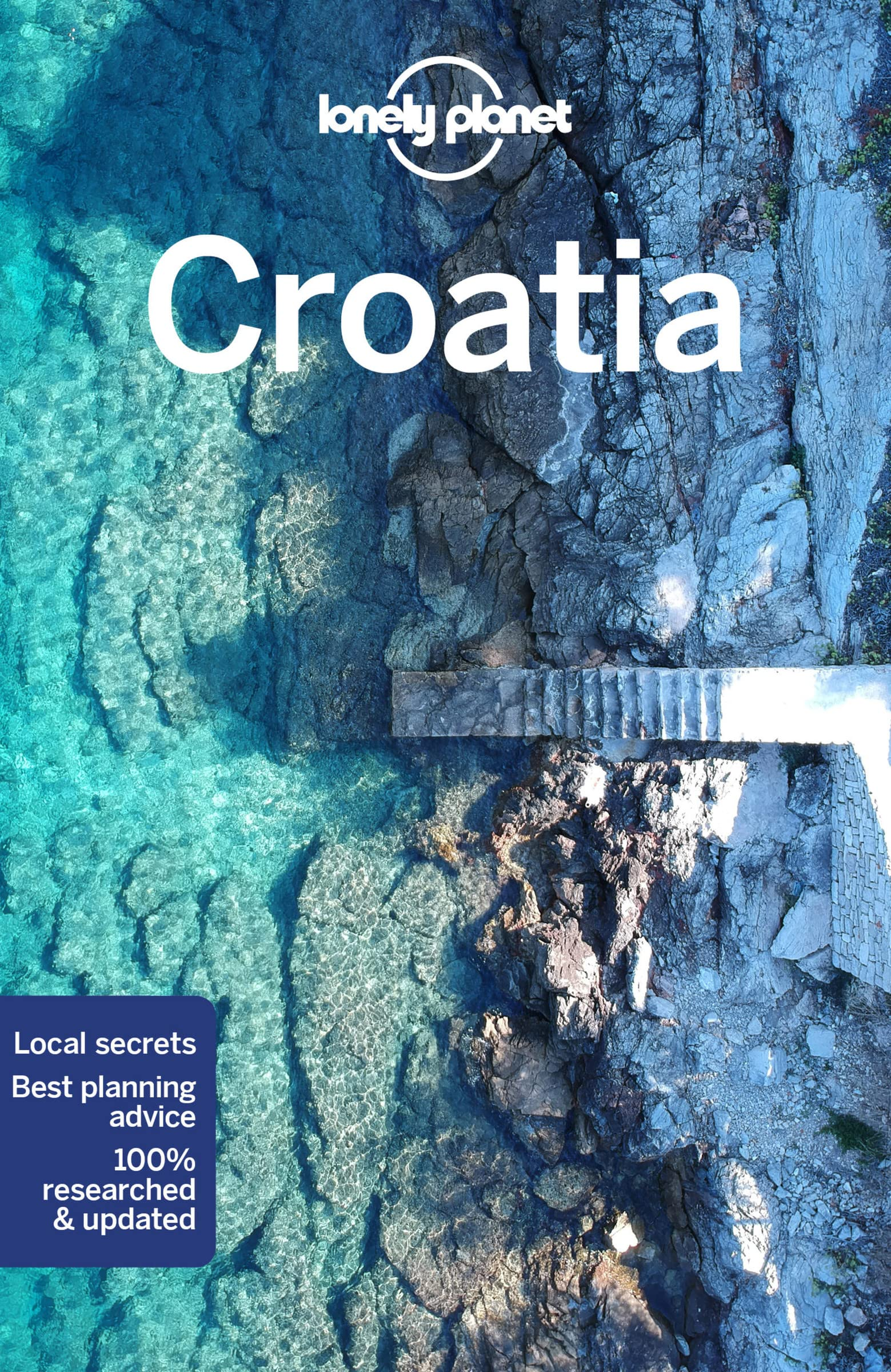 Croatia Lonely Planet 10e