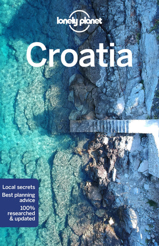 Croatia Lonely Planet 9e