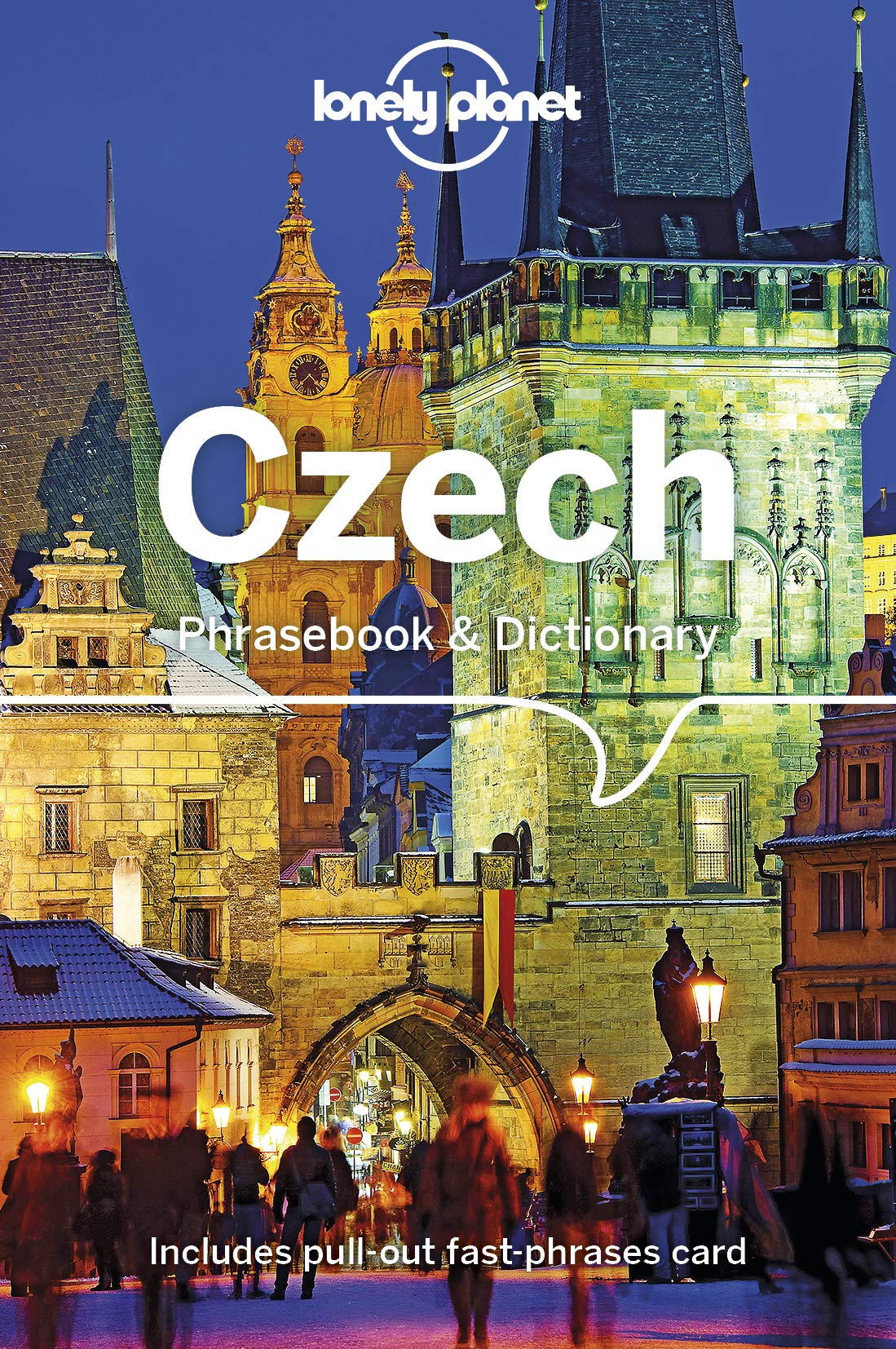 Czech Lonely Planet Phrasebook 4e