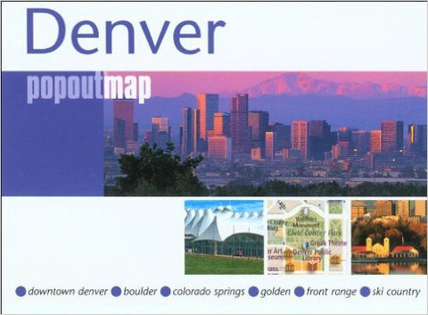 Denver Popout Map