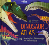 Lonely Planet Dinosaur Atlas