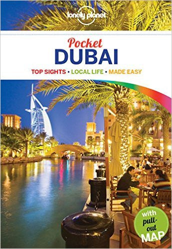 Dubai Pocket Lonely Planet 4e