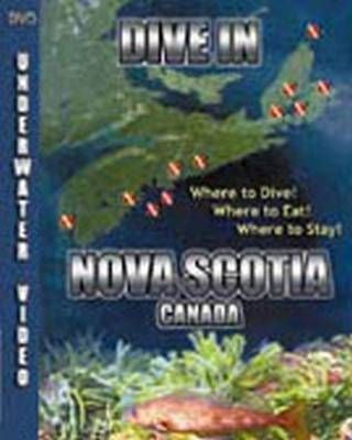 Dive in Nova Scotia DVD