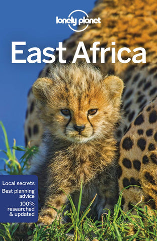 East Africa Lonely Planet 10e