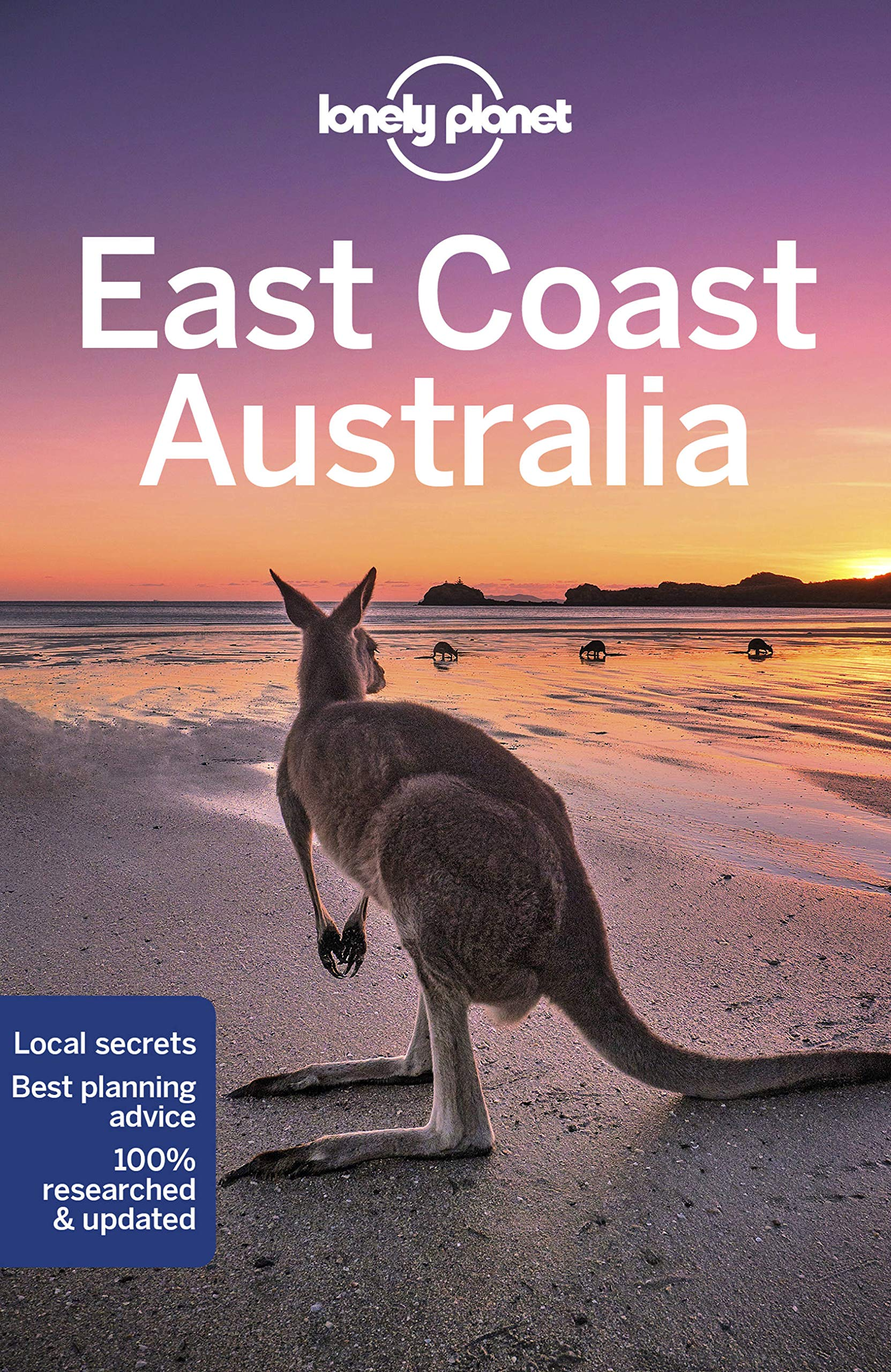 East Coast Australia Lonely Planet 6e