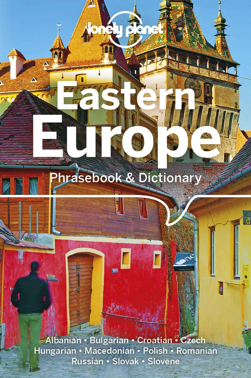 Eastern Europe Lonely Planet Phrasebook 5e