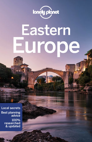 Eastern Europe Lonely Planet  13e