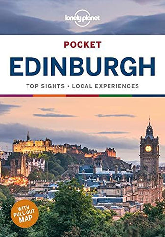 Edinburgh Pocket Lonely Planet 4e