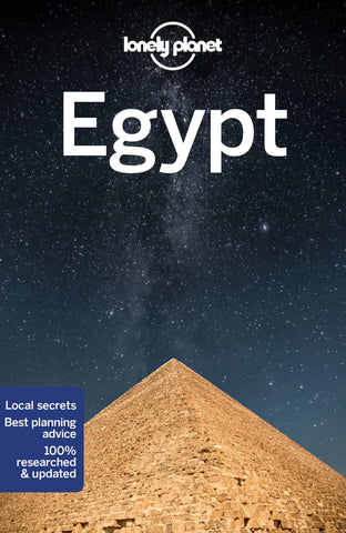 Egypt  Lonely Planet 12e
