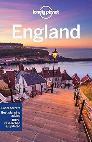 England Lonely Planet 9e
